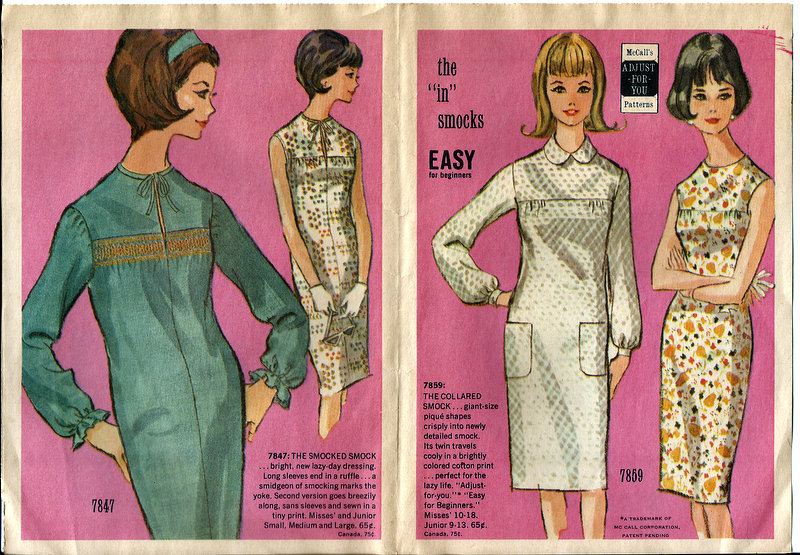 Vintage Sewing Patterns – Fox and Finch Antiques